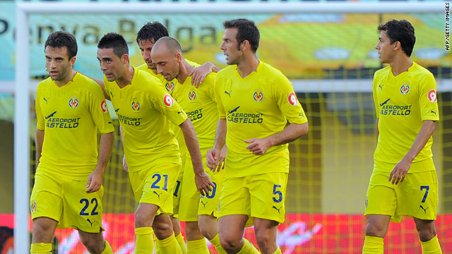 Villareal Spain  City new picture : Villarreal cruised to a comfortable 4 0 victory over Espanyol for ...
