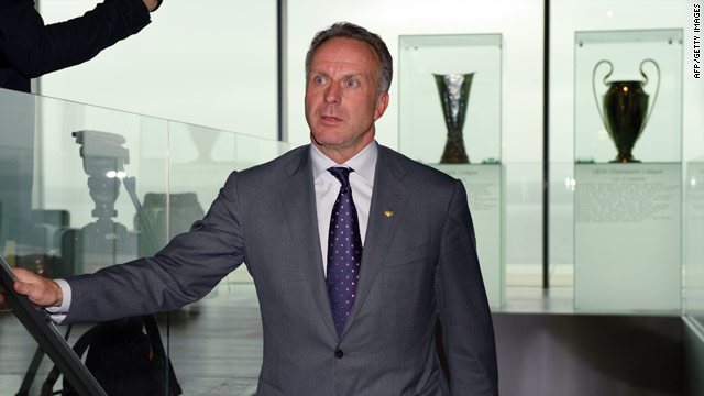 Karl-Heinz Rummenigge has reacted strongly to the alleged interview in German magazine Stern.