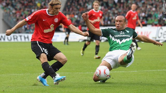 Pronostic Werder Bremen – Mainz 24.11.2013 thumbnail