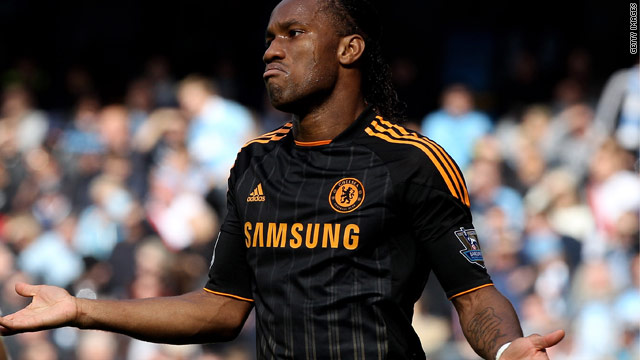 Didier Drogba has been feeling below-par in recent weeks and played only as a substitute against Liverpool.