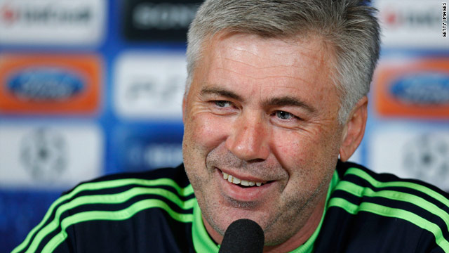 Carlo Ancelotti dismissed reports he was set to quit Chelsea when he met the press on Monday.