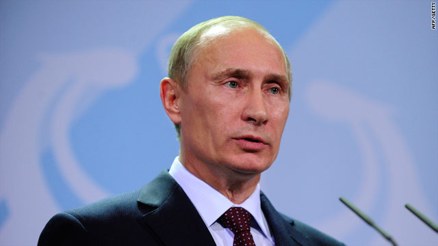 Russian prime minister Vladimir Putin will not be in Zurich to back his country's 2018 bid.