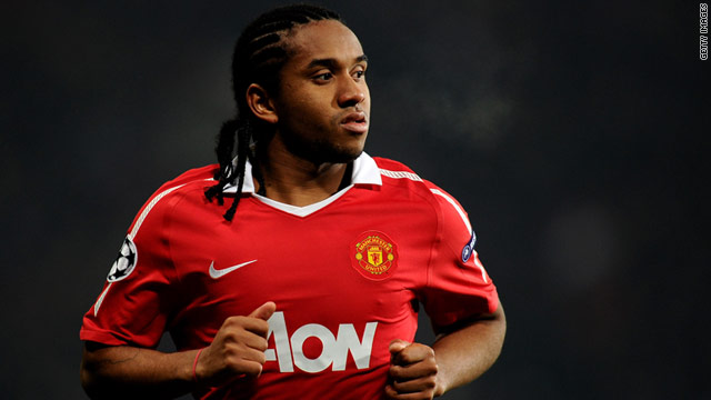 Anderson has been rewarded for some recent fine performances with a new United contract.