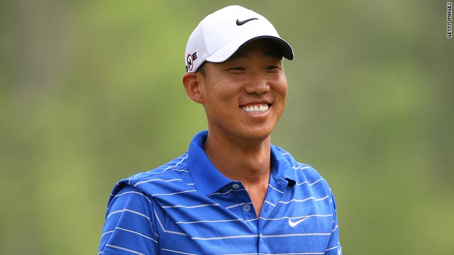 Anthony Kim will have surgery on his injured thumb following this week's Masters tournament at Augusta.