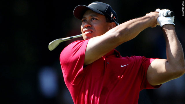 Tiger Woods has entered the U.S. Open following his encouraging display at Augusta.