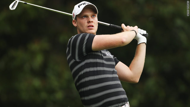 Englishman Danny Willett holds the outright lead after carding an opening round 65 in the PGA Championship at Wentworth.