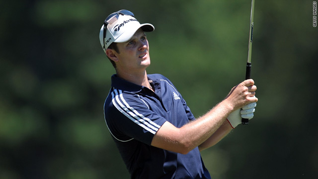 Justin Rose is looking to record his second win on the PGA Tour at the AT&T National in Pennsylvania.