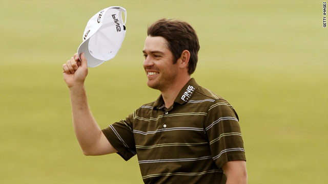 Oosthuizen delighted the galleries with his superb play all week at St.Andrews.