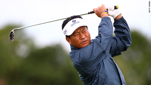 KJ Choi leads the way in the Scandinavian Masters as he bids for only his second European Tour success.