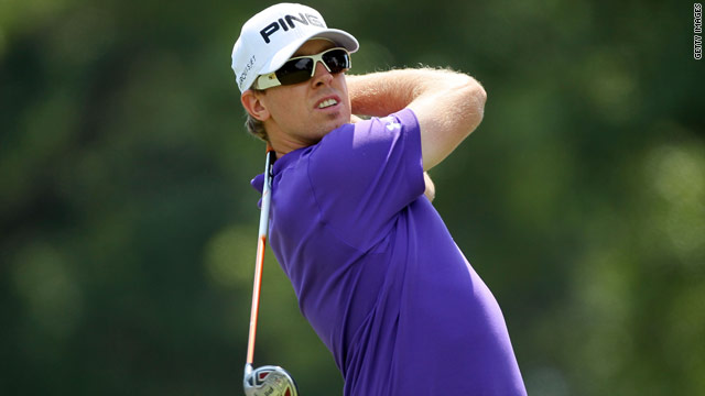 A six-under-par round of 66 gave American Hunter Mahan the biggest victory of his PGA Tour career at Bridgestone.