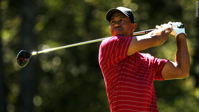 World number one Tiger Woods has been included in the United States Ryder Cup team.