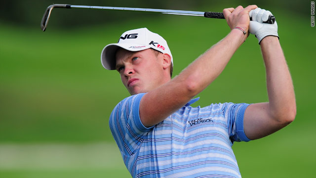 Englishman Danny Willett is looking to claim his first European Tour victory at the Austrian Open on Sunday.