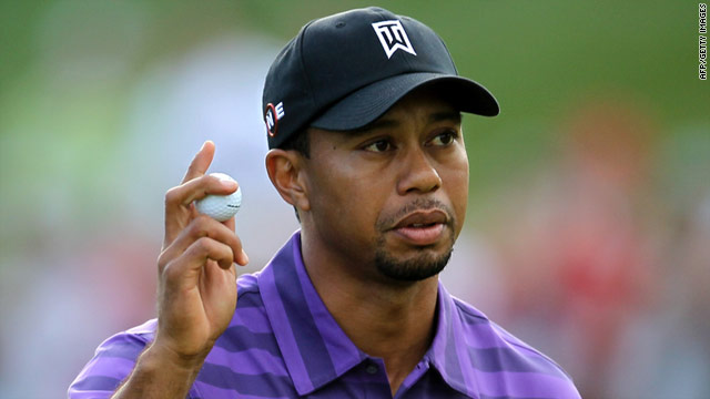 Woods has made a good start to his attempt to win his first tournament of 2010 at the Chevron World Challenge.