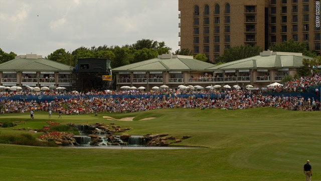 The Four Seasons Resort and Club in Texas, home to the Byron Nelson Championship and a new record-setter.