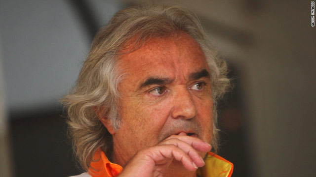 Flavio Briatore could return to Formula One in 2013.