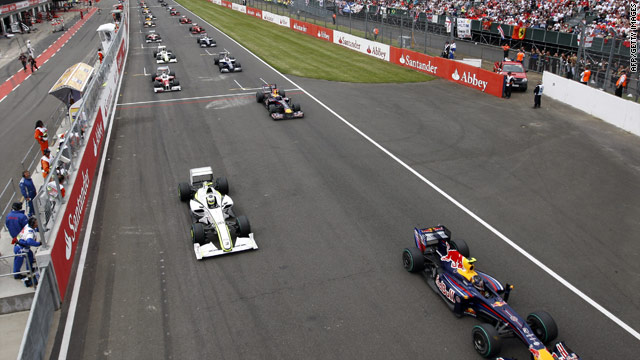 Drivers will be facing a new challenge when they compete in the 2010 British Grand Prix at Silverstone.