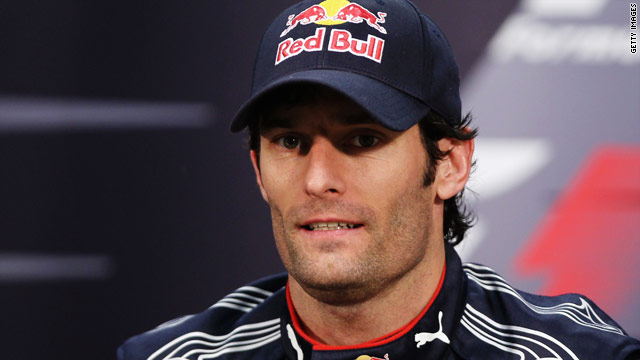 Mark Webber has been rewarded with a new contract by Red Bull after an impressive start to the 2010 season.