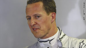 Michael Schumacher insists that his return with Mercedes is a long-term project.