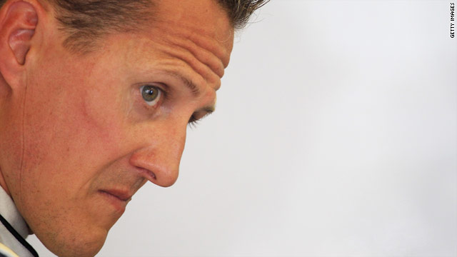 """Michael Schumacher has urged fans not to """"expect special things"""" from him at the Belgium Grand Prix"""