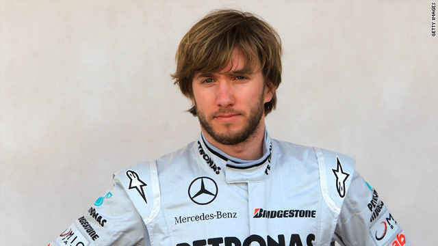 Heidfeld began the season as a test driver for Mercedes and also worked for Pirelli.