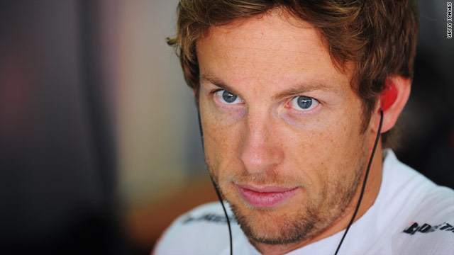 English driver Jenson Button surrendered his world title to Red Bull's Sebastian Vettel in his first season with McLaren.