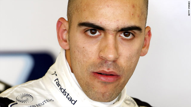 Pastor Maldonado has progressed to motorsport's elite class after dominating the GP2 series this year.
