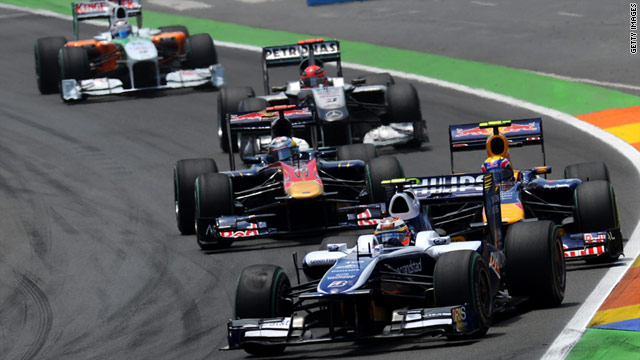 The FIA  has announced a series of rule changes in Formula One to be implemented next March for the new season.