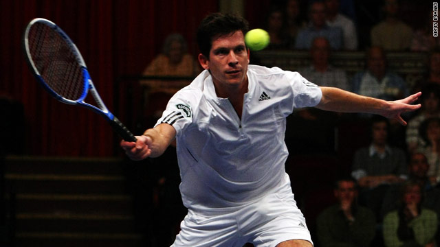 Tim Henman is the latest tennis great to return to the court through the ATP Champions Tour.