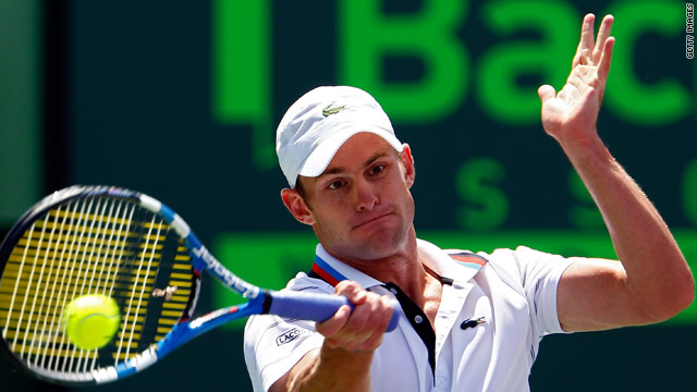 Andy Roddick will miss the Rome Masters, which starts Sunday.