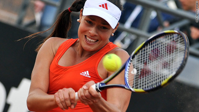 Serbian pinup Ana Ivanovic is seeking to win her first WTA Tour title since October 2008.