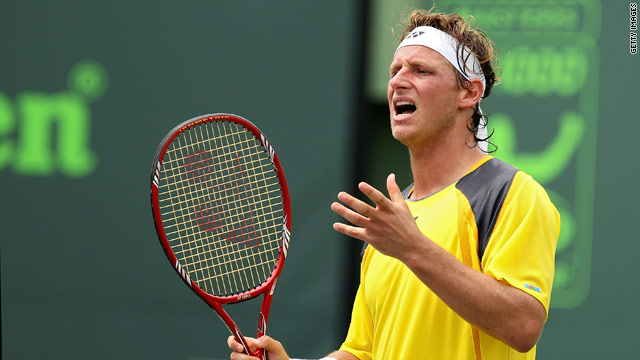 David Nalbandian is the latest in a long line of top players who will miss the French Open through injury.