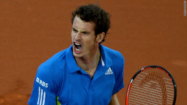 Andy Murray beat Gasquet in a five-set thriller at Wimbledon in 2008.