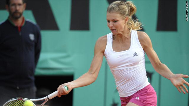 Kirilenko will now meet Francesca Schiavone for a place in the quarterfinals after dumping out holder Kuznetsova.