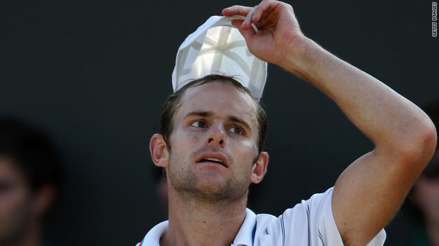 Roddick suffered a shock defeat to the world number 82 from Taiwan.
