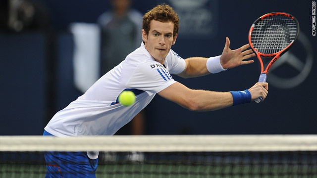Top seed Andy Murray reached his second final this year after beating Feliciano Lopez in Los Angeles.