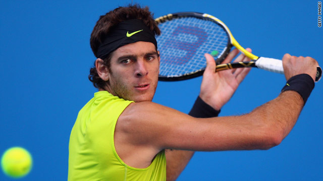 Juan Martin Del Potro has been out of action since the Australian Open in January.