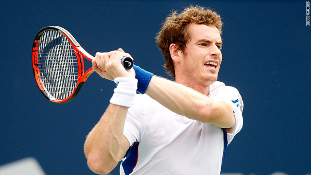 Murray powered to his first victory over Federer in an ATP Tour final.