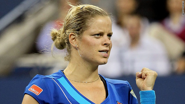 Kim Clijsters will now meet Venus Williams in the semifinals