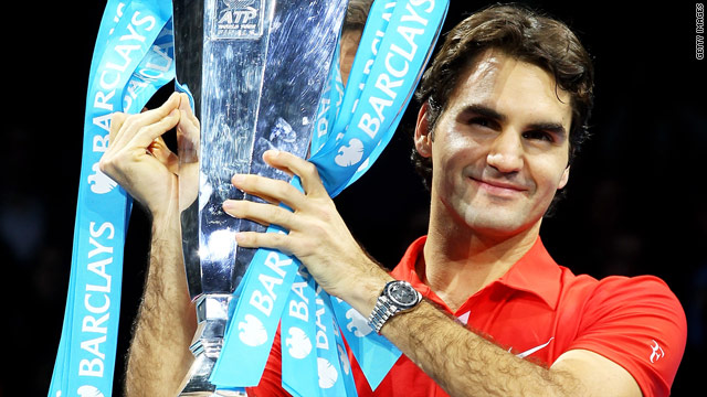 Roger Federer won the 66th title of his career, consolidating his position of fourth in the all-time standings.