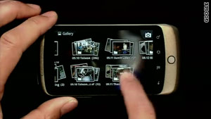 Nexus One will be a global-system device with a 3.7-inch touchscreen and a 5-megapixel camera.