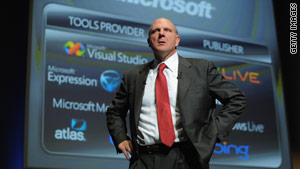 The New York Times is reporting that Microsoft's Steve Ballmer will announce a computer tablet at CES.