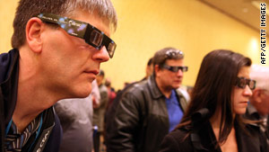"The wild success of ""Avatar"" has sparked a wave of demand for 3D content in the home."