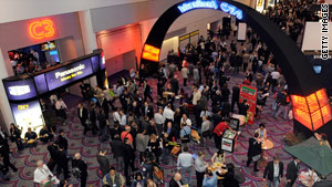 The action is at CES, but the biggest tech announcements are happening elsewhere, writer says