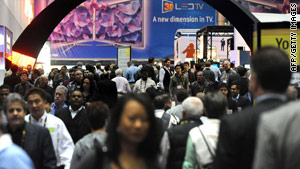 CES showed how the next decade is going to bring about another leap in the way we work, play and communicate.