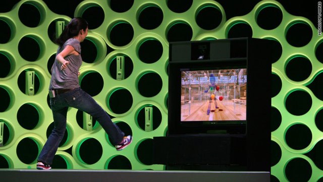 Microsoft says its motion-controlled Project Natal gaming system will be on sale by the 2010 holidays.