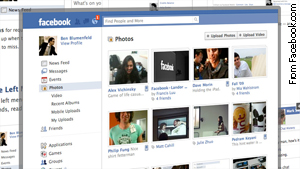 Facebook has announced changes designed to help users find new photos and updates more easily.