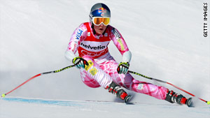 Some athletes, like American skier Lindsey Vonn, are telling fans they won't twitter at the Games.