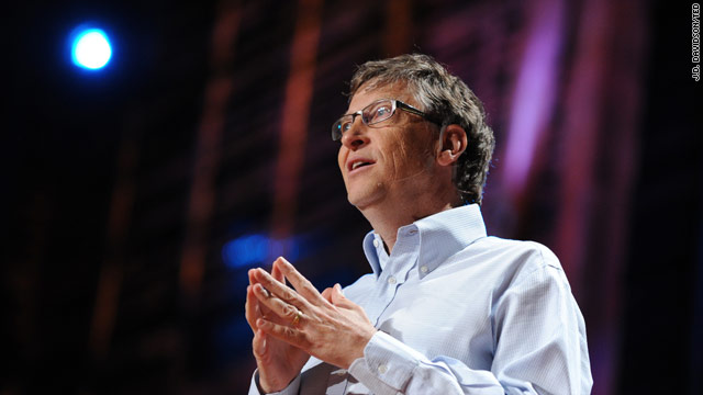 Bill Gates suggested researchers spend the next 40 years perfecting and implementing clean-energy technologies.
