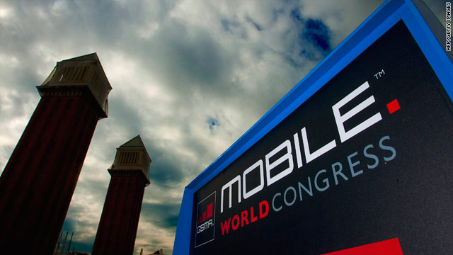 Twenty-seven companies announced plans for an app store at the GSM World conference in Barcelona, Spain.