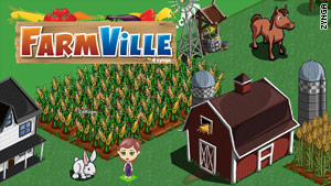 More than 75 million people a month play FarmVille, Zynga's most popular title.